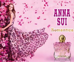 Фруктово-цветочный аромат Anna Sui Romantica