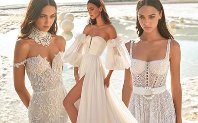 Свадебные платья для невест с утонченным вкусом от дизайнера Lee Petra Grebenau 2020