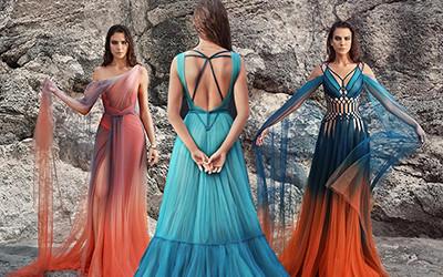 12 потрясающих вечерних платьев HassIdriss, которые вы не сможете забыть!