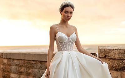 Коллекция свадебных платьев Ida Torez 2020