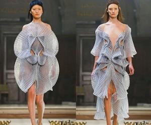 Iris van Herpen Haute Couture осень-зима 2016-2017