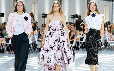 Вечерние платья и костюмы Alexandre Vauthier Haute Couture осень-зима 2019-2020