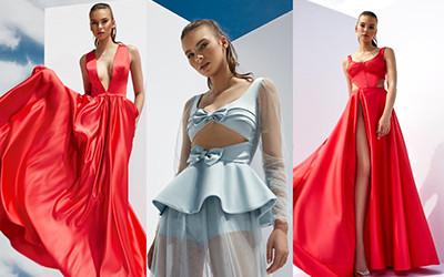Вечерние платья Rayane Bacha весна-лето 2021