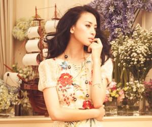 Ngo Thanh Van для журнала Harper's Bazaar Vietnam
