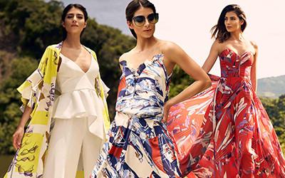 Женская одежда Carolina Estefan Resort 2019