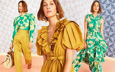 Женская одежда Ulla Johnson Resort 2021