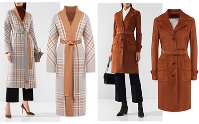 6 элегантных пальто на осень от бренда Loro Piana