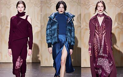 Женская одежда Jonathan Simkhai осень-зима 2019-2020