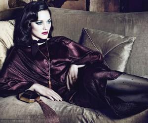 Marion Cotillard для Interview Magazine