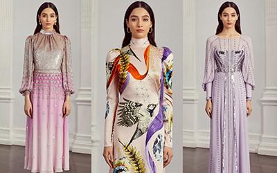 15 самых желанных платьев из коллекции Temperley London Resort 2020