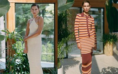 Стильная женская одежда Ronny Kobo весна 2022