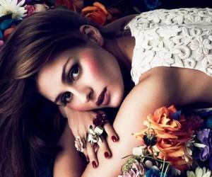 Olivia Palermo на страницах InStyle UK