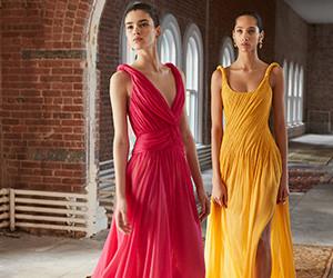 Женская одежда и вечерние платья Oscar de la Renta Pre-Fall 2019