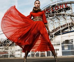 Irina Shayk для журнала Vogue Spain