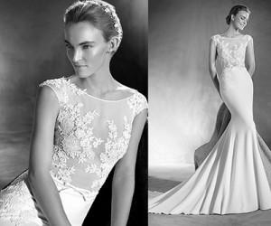 Свадебные платья Atelier Pronovias 2017
