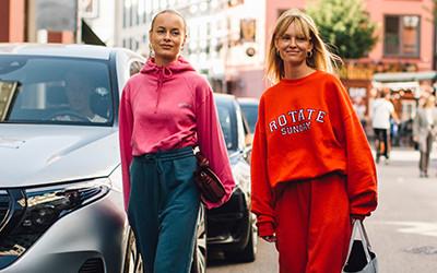 Street style на Неделе моды в Копенгагене весна-лето 2021