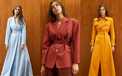 Женская одежда Bouguessa весна-лето 2020