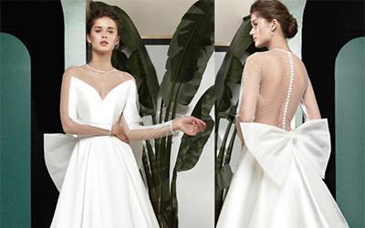 Свадебные платья Beauté Comme Toi осень-зима 2019-2020