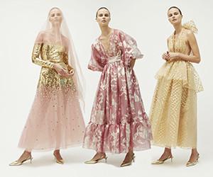 Вечерние платья Reem Acra весна-лето 2019