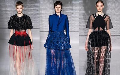 10 красивых вечерних платьев Givenchy Haute Couture весна-лето 2019