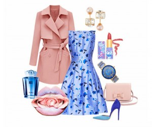 Модные весенние сеты одежды 2016