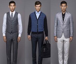 Коллекция мужской одежды Brioni весна-лето 2014