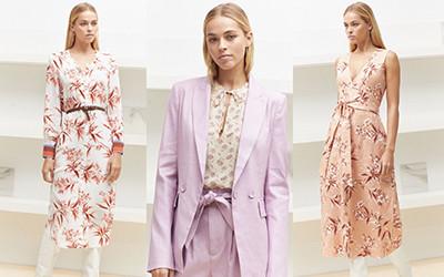 Модные образы для женщин на весну 2019 от Joie