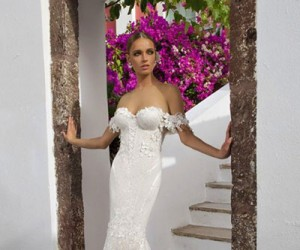 Свадебные и вечерние платья Julie Vino весна-лето 2016