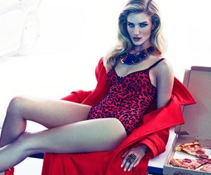 Rosie Huntington Whiteley для журнала Vogue Mexico