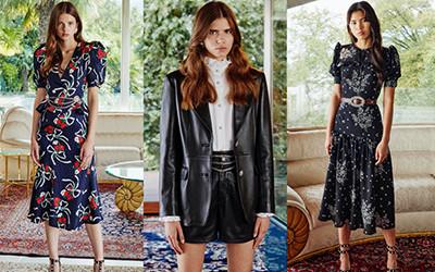 Самые желанные платья и костюмы Alessandra Rich весна-лето 2021