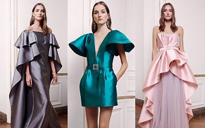 Вечерние платья и костюмы Alberta Ferretti Haute Couture весна-лето 2019