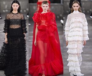 Женская одежда Valentino Pre-Fall 2019