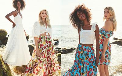 Модная женская одежда Cara Cara весна-лето 2021
