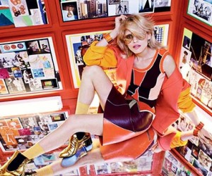 Hana Jirickova для Cover Magazine Февраль 2014