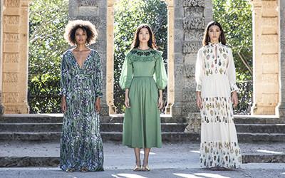 Женская одежда Carolina K осень 2021