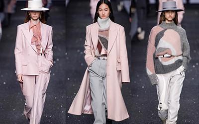 Женская одежда Alberta Ferretti осень-зима 2019-2020