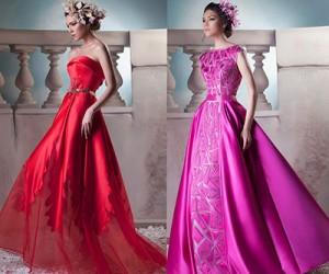 Hanna Touma Haute Couture весна-лето 2015