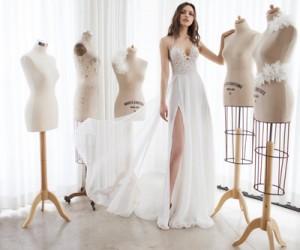 Свадебные платья Asaf Dadush 2017