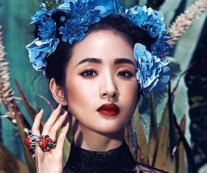 Ariel Lin для журнала ELLE Taiwan