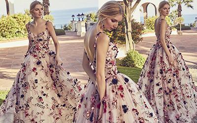 Свадебные платья Ronald Joyce 2019