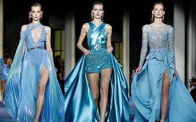 Вечерние платья Zuhair Murad Haute Couture весна-лето 2019