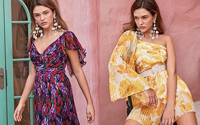 Красивые летние платья La Maison Talulah весна-лето 2020