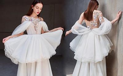 Свадебные платья Beauté Comme Toi весна-лето 2021