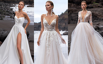12 роскошных свадебных платьев из коллекции Ari Villoso 2020
