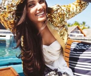 Diana Penty для журнала Vogue India