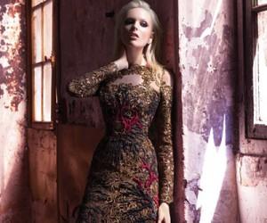 Chrystal Copland для Elle Vietnam Сентябрь 2013