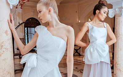 Свадебные и вечерние платья Mark Bumgarner 2020