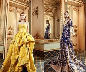 Yolan Cris Haute Couture осень-зима 2017-2018