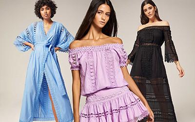 Женская пляжная одежда Charo Ruiz Ibiza 2019