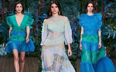 Женская одежда Alberta Ferretti Resort 2020